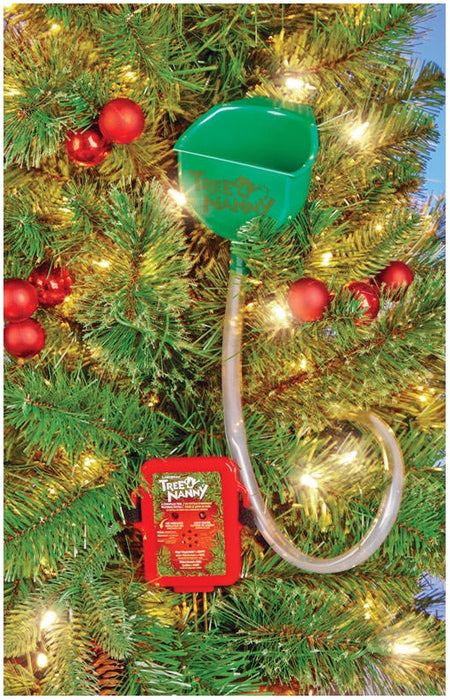 Christmas Tree Watering System.Tree Nanny 1002 Christmas Tree Watering Device