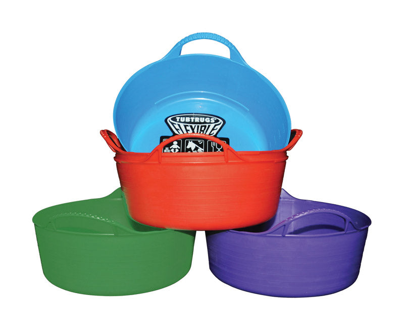 Tubtrugs SP5ASTB Flexible Tub, 5 Liter