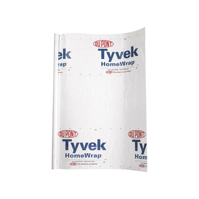 Tyvek TY3100 House Wrap, 3' x 100'