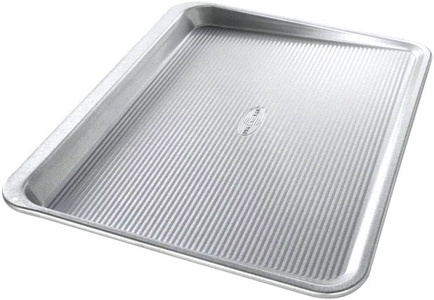 USA Pans 10305LC Aluminized Steel Cookie Scoop Pan, 18