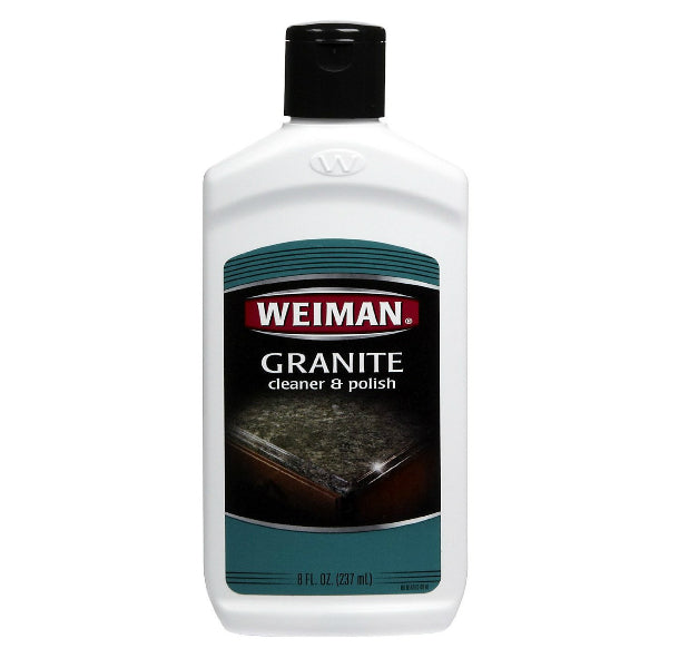 Weiman 9 Granite Cleaner & Polish, 8 Oz