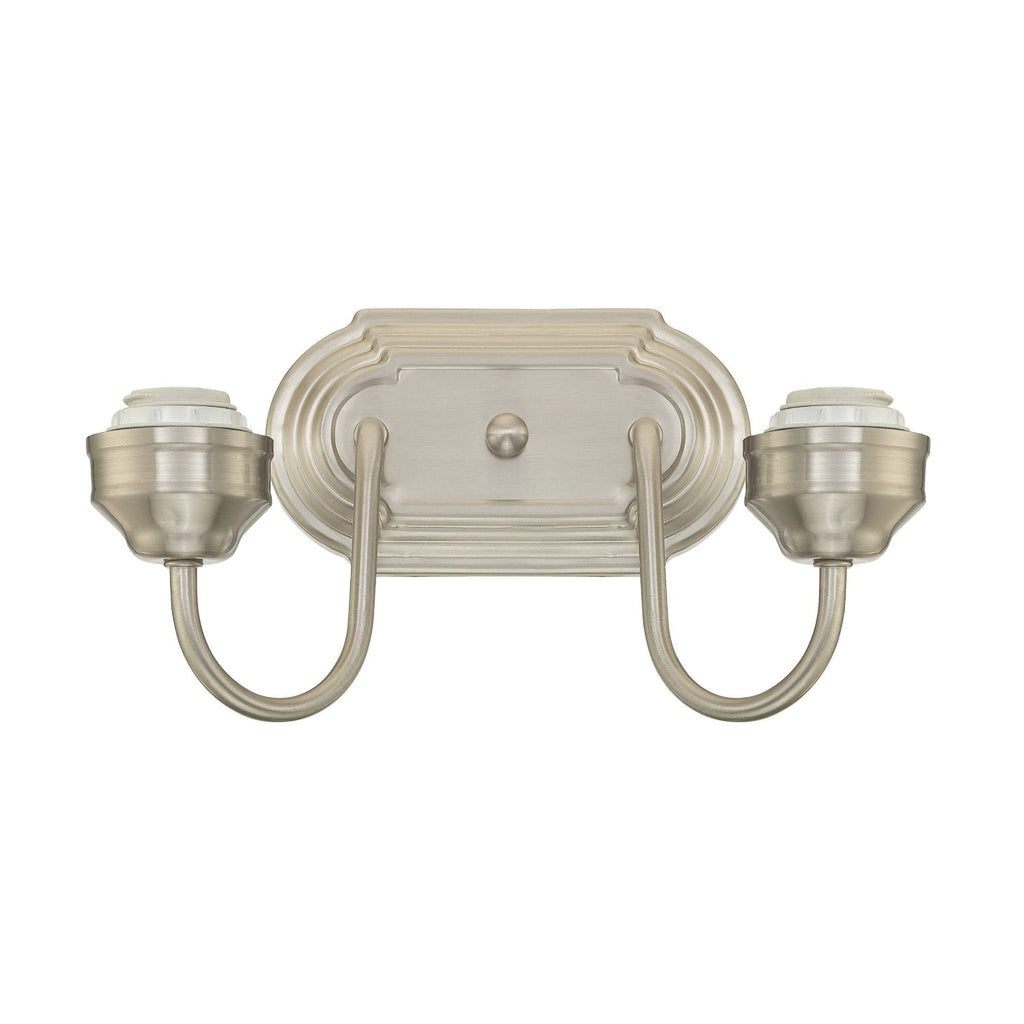 Two-Light Interior Wall Fixture, low price, best lamp ... on Wall Sconce Replacement Parts id=54934