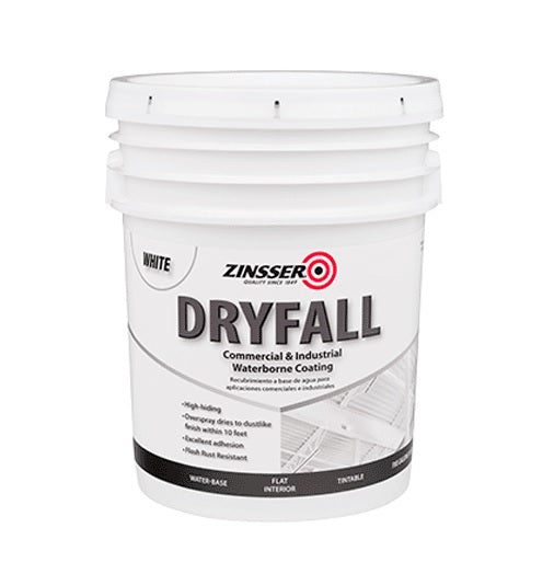 Buy zinsser dryfall - Online store for paint, latex in USA, on sale, low price, discount deals, coupon code