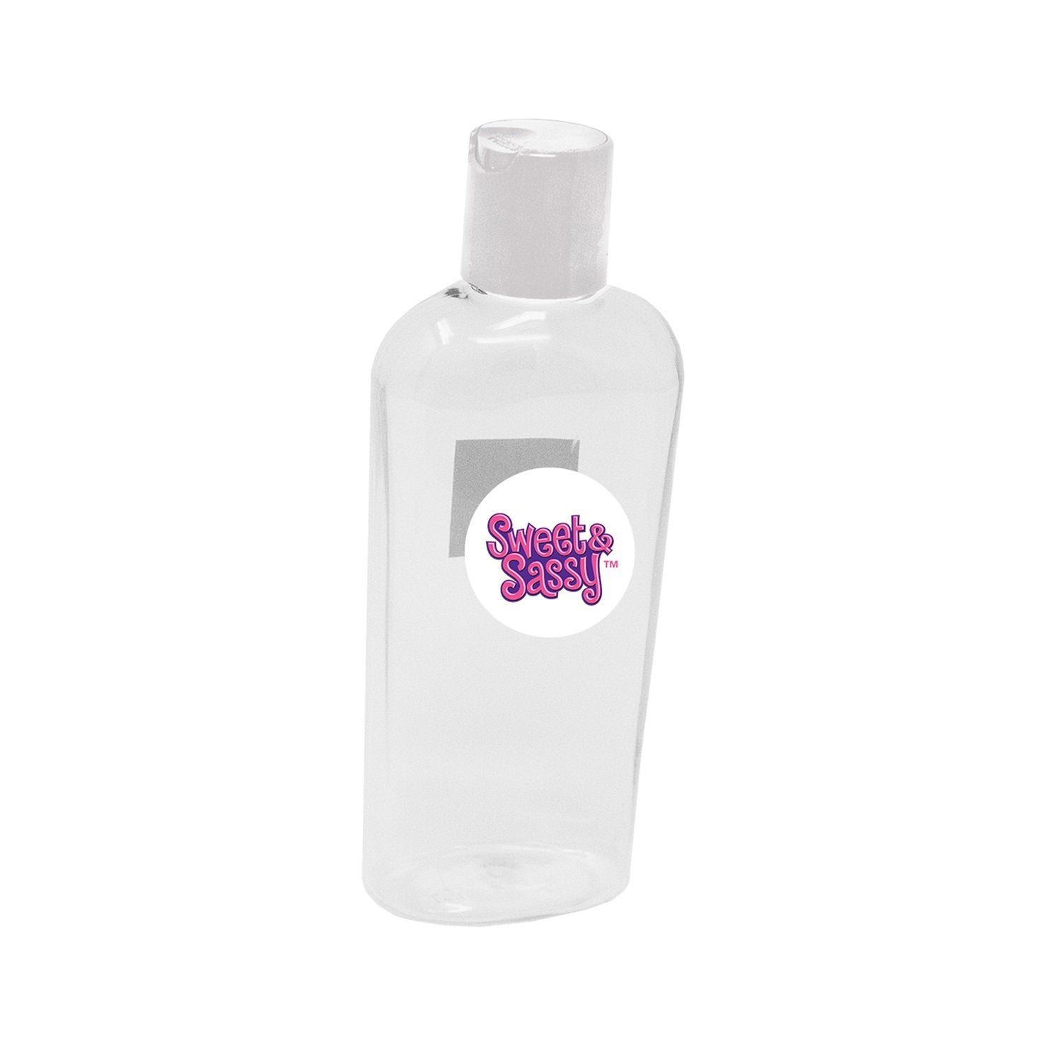 100 6-Ounce Lotion Containers with Lids