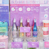 8 Color Glitter Starter Set (with display)