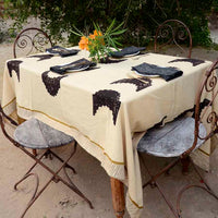 Organic Cotton Tablecloth