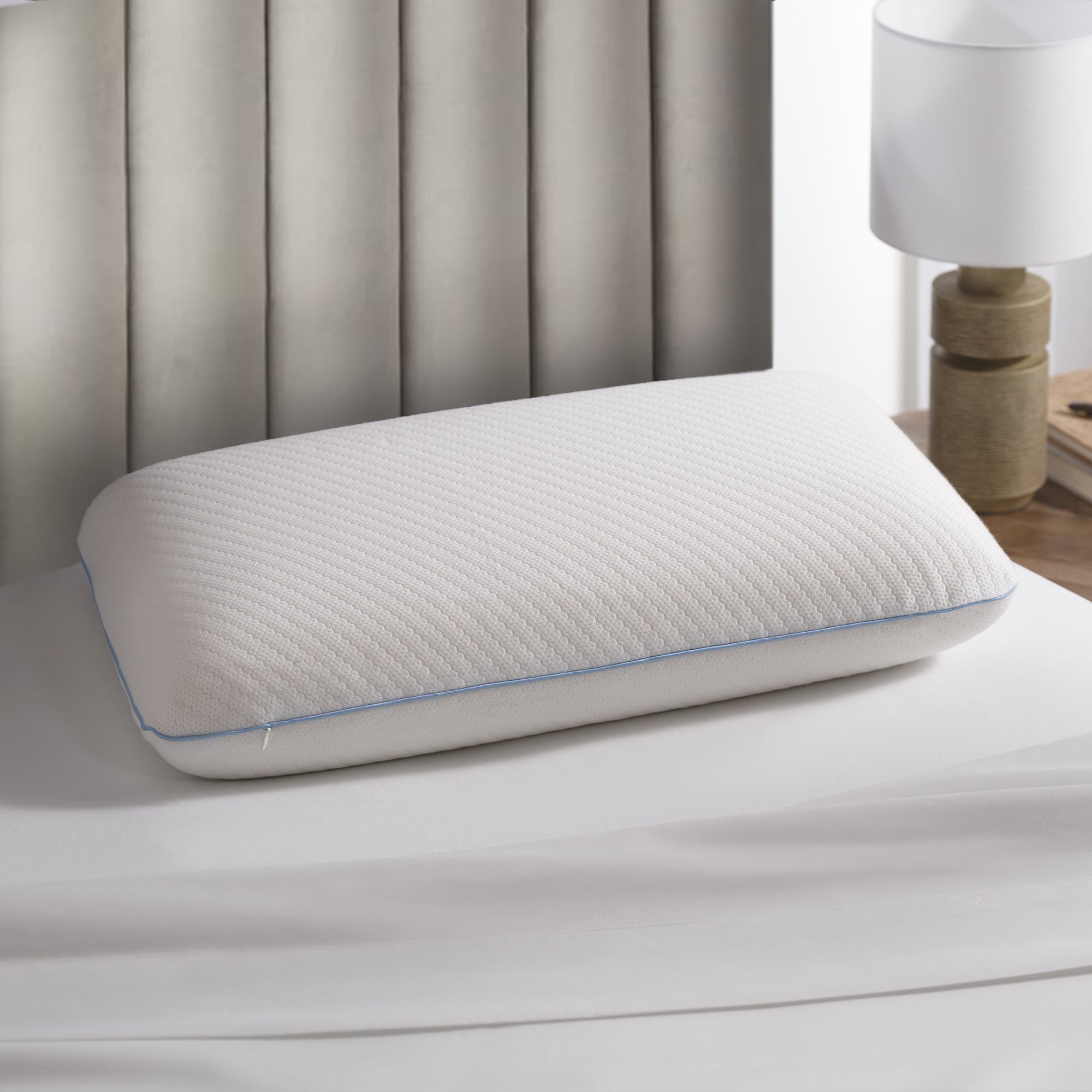Bio Based Foam Bed Pillow with Tencel Cover