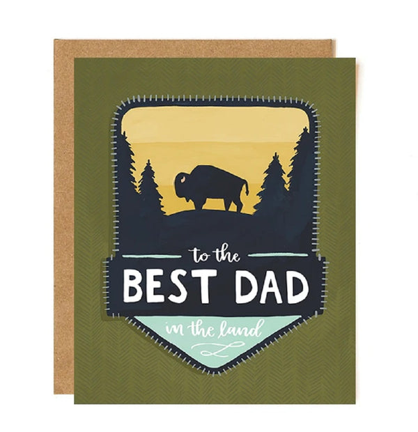 Card: Best Dad