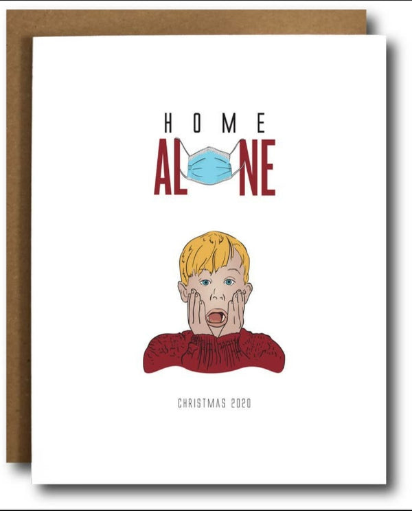 Card: Home Alone 2020