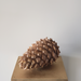 Gold Decorative Pine Cone