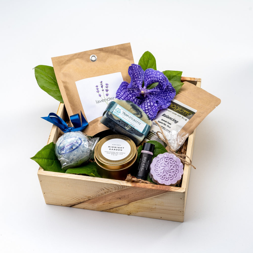 RELAX Gift Crate