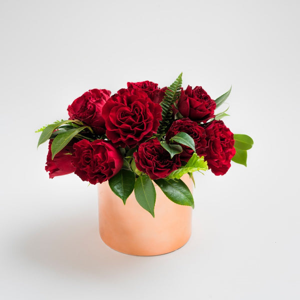 """Rose Luxe"" Valentine's Day Roses flower bouquet"