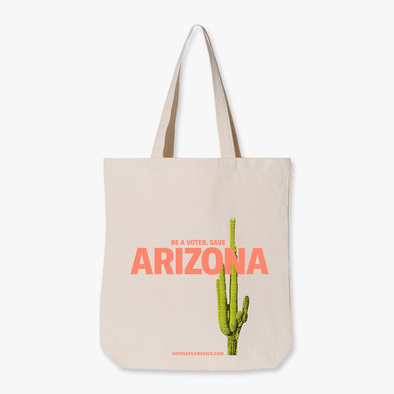 Adopt A State: Arizona Tote Bag