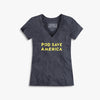 Fitted Pod Save America T-Shirt