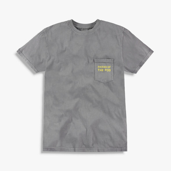 Friend Of The Pod Pocket T-Shirt