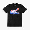 Vote Save America T-Shirt - Black