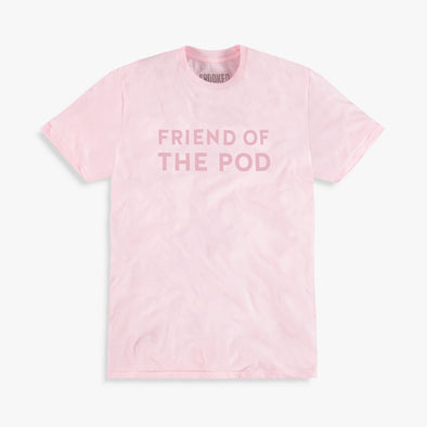 Friend of the Pod Monochrome T-Shirt
