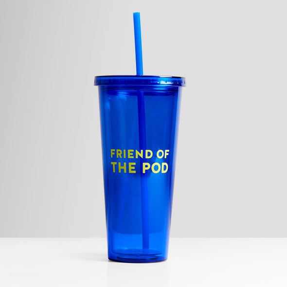 Friend Of The Pod Tumbler