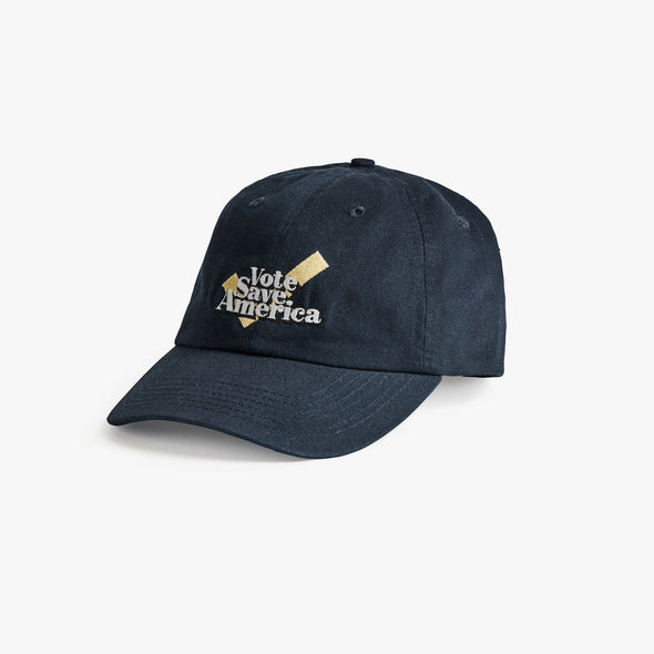 Vote Save America Embroidered Hat