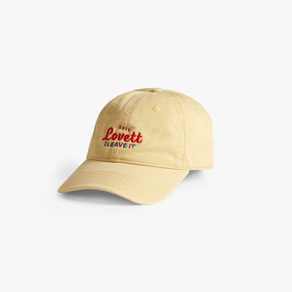 Lovett Or Leave It 2019 Hat