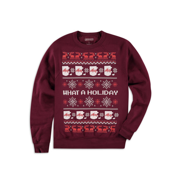 What A Holiday Sweater
