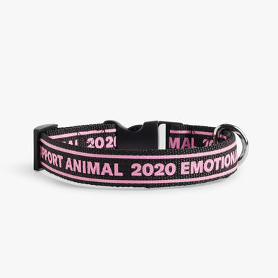 2020 Emotional Support Animal Pet Collar