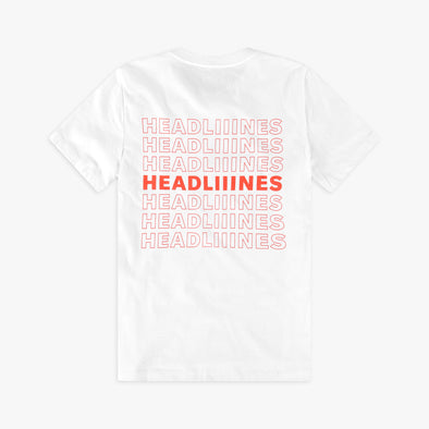 What A Day Headlines T-Shirt
