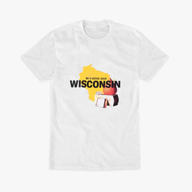 Adopt A State: Wisconsin T-Shirt