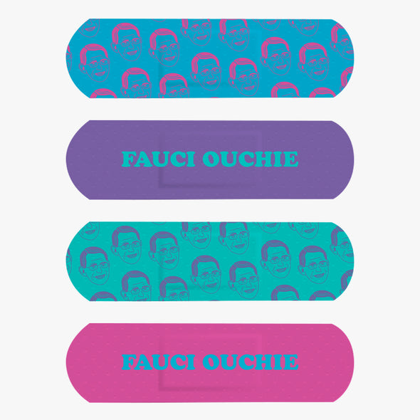 Fauci Ouchie Bandages Set of 20