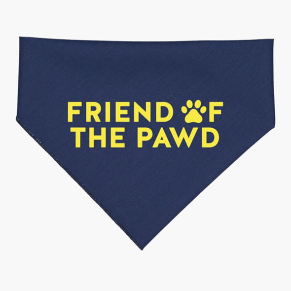 Friend Of The Pawd Pet Bandana