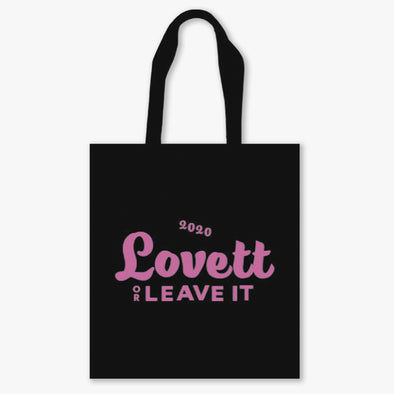 Lovett Or Leave It Tote Bag