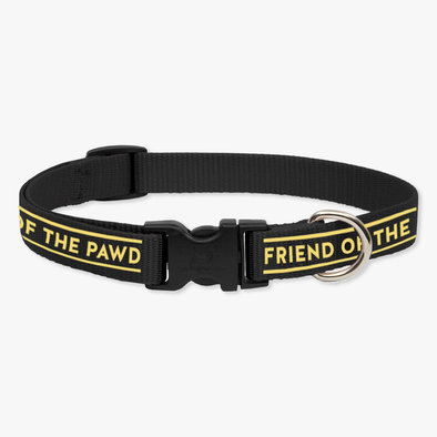 Friend Of The Pawd Pet Collar