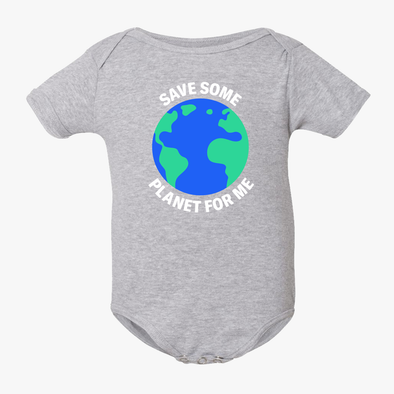 Save Some Planet Infant Onesie