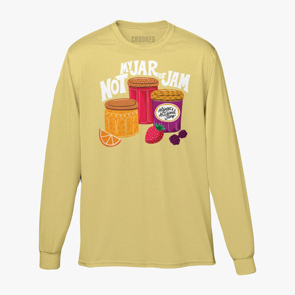 Alyssa's Jar Of Jams Longsleeve T-Shirt