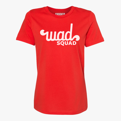 WAD Squad Relaxed Fit T-Shirt