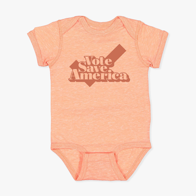Vote Save America Infant Onesie