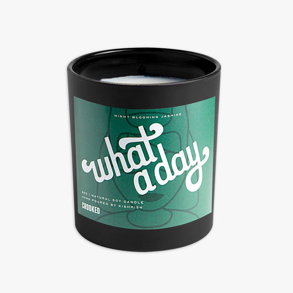 What A Day Jasmine Candle