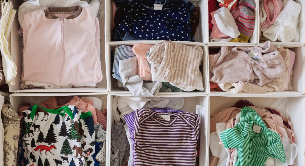 The Kids' Clothes I'll Never Give Away (aka, The Keeper's Box)