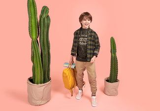 On the Go: Wardrobe Essentials Every Kid Needs