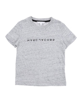 Little Marc Jacobs Abstract Logo Tee