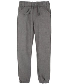 Grey Suiting Joggers