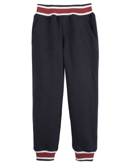 Preppy Navy Soft Pant