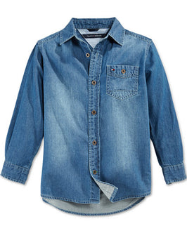 Tommy Hilfiger Infant Max Denim Shirt