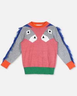 Lucky Donkey Sweater