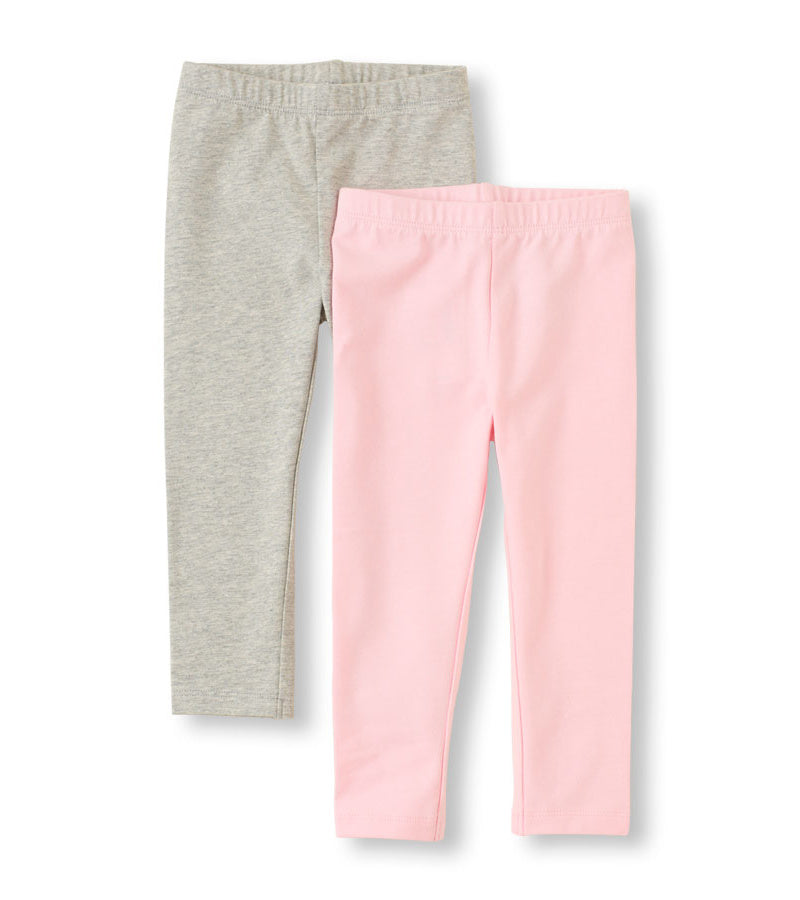 The Children's Place Baby And Toddler Girls Leggings 2-Pack