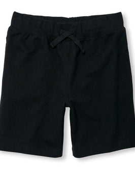 Boys Matchables Sueded Knit Shorts