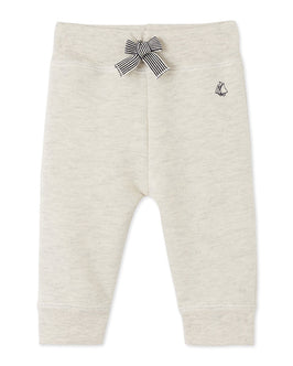 Baby boy's fleece jogging pants
