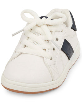 Toddler Boys Contrast Low-Top Jet Sneaker