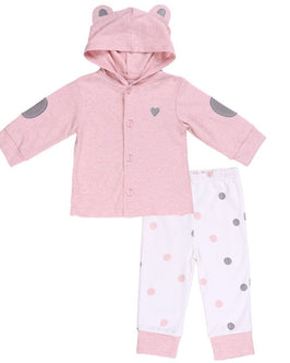 BABY OUTFIT (HOODIE W/ PANTS)