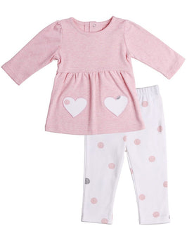 TUNIC BABY OUTFIT (TUNIC W/ PANTS)